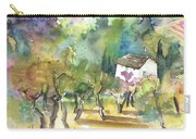 Tuscany Landscape 05 Carry-all Pouch