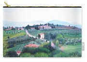 Tuscany Landscape Carry-all Pouch