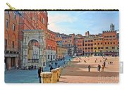 Tuscany Town Center Carry-all Pouch
