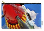 Tuskegee Airmen Fighter Plane Carry-all Pouch
