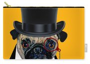 Tux Pug Carry-all Pouch