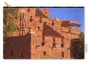 Tuzigoot Museum And Ruins Arizona Carry-all Pouch