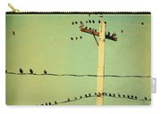 Tweeters Tweeting Carry-all Pouch