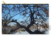 Twelve Doves Carry-all Pouch