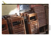 Twenty-five Folded Chairs Carry-all Pouch