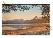 Twilight At Redfish Lake  Carry-all Pouch by Robert Bales