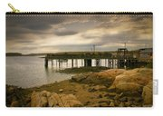 Twilight Cape Porpoise Maine Carry-all Pouch