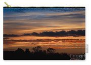 Twilight Colorful Sunset Carry-all Pouch