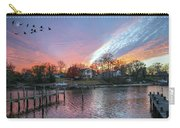Twilight Colors Carry-all Pouch