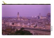 Twilight, Florence, Italy Carry-all Pouch