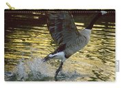 Twilight Goose I Carry-all Pouch