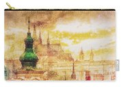 Twilight In Praha Carry-all Pouch
