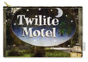 Twilight Motel Carry-all Pouch