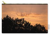 Italian Landscape - Twilight Of The Gods 2 Carry-all Pouch