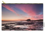 Twilight On Harkness Rocks Bamburgh Carry-all Pouch
