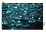 Twilight On The Waters Carry-all Pouch