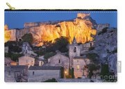 Twilight Over Les Baux Carry-all Pouch