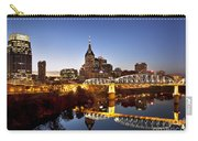 Twilight Over Nashville Tennessee Carry-all Pouch