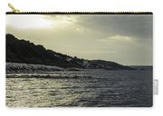 Sunset On The Beach - Twilight Symphony Carry-all Pouch