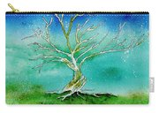 Twilight Tree Carry-all Pouch