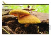 Twin Fungi Carry-all Pouch