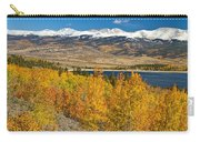 Twin Lakes Colorado Autumn Landscape Carry-all Pouch