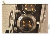Twin Lens Reflex Redux Carry-all Pouch
