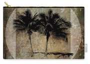 Twin Palms Carry-all Pouch