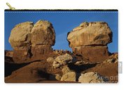 Twin Rocks Capitol Reef National Park Utah Carry-all Pouch