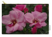 Twin Roses Carry-all Pouch
