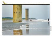 Twin Towers At Whiskey Beach Carry-all Pouch