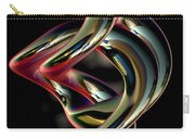 Twisted Abstract 2 Carry-all Pouch