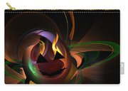 Twisted Pumpkin Carry-all Pouch