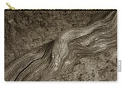 Twisted Root Carry-all Pouch