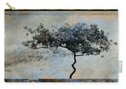 Twisted Tree Carry-all Pouch