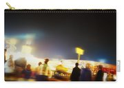 Twisting The Night Away Carry-all Pouch
