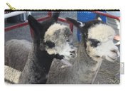 Two Alpacas Carry-all Pouch
