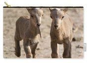 Two Aoudad Babies Playing Carry-all Pouch