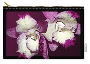 Two Baby Orchids Carry-all Pouch