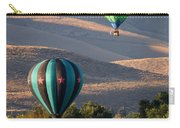 Two Balloons In Morning Sunshine Carry-all Pouch