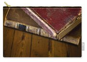 Two Books Carry-all Pouch