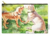 Two Brothers Labradors Carry-all Pouch