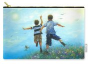 Two Brothers Leaping Carry-all Pouch