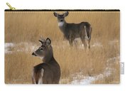 Two Bucks Carry-all Pouch