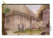 Two Chickens Two Pigs And Huts Jamaica Carry-all Pouch