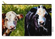 Two Cows Carry-all Pouch