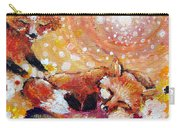 Two Foxes You Have A Friend In Me Carry-all Pouch