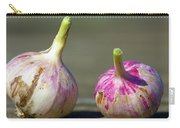 Two Fresh Garlics Carry-all Pouch
