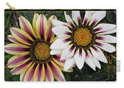 Two Gazanias Carry-all Pouch