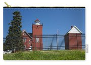 Two Harbors Mn Lighthouse 25 Carry-all Pouch